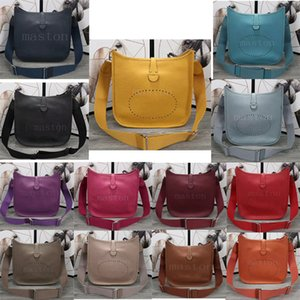 Wholesale INTERESTINGBAG Handbag calfskin Women evelyn e5 H Purses designer Bag GM Genuine Leather famous brands shoulder Crossbody Bag new0c22