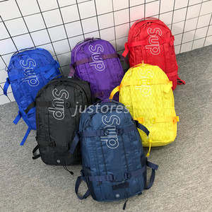 Wholesale 2019 Classic Sup FW th Backpack M Backpack Shoulder Bag Kids School Bags Fashion Messenger Bag Man And Woman Designer Bags