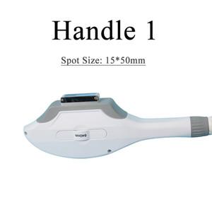 OPT SHR Handle for laser hair removal Elight skin rejuvenation for OPT SHR IPL machine more than 300,000 shots