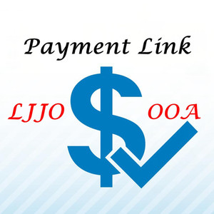 Link to Pay LJJO-Only For Specific Payment Extra Shipping Fee Brand Items Extra Pay Customize Items Fee