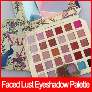 2019 Face brand Eye Makeup Palette Eye shadow Natural Sex Lust eyeshadow Palette 30 colors free shipping