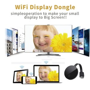 Wholesale New G5 Wireless Display Mirroring Device WiFi Display Screen Mirroring TV Stick Wireless HDMI Dongle Media Video Streamer Hot car