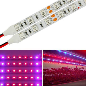 Wholesale led lights for planted aquariums resale online - Light LED Plant Grow Light Grow Strip Light with Rotate Dimmer for Indoor Plants Full Spectrum Growing Rope Light for Aquarium Greenhouse