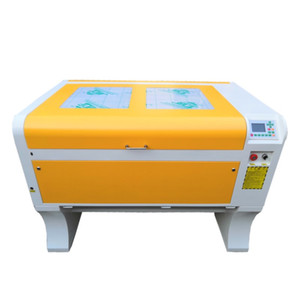 Wholesale W DPS CO2 laser engraving machine USB laser cutting machine DSP system engraving cooler