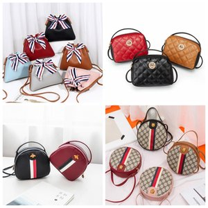 9aa716f6610 Ribbons Striped Designer Handbag 17 Styles Brand Messenger Bags Mini Phone  Coin Shoulder Bag Travel Storage
