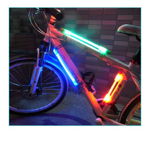 Wholesale Bike Lights Gas Mouth Bicycle Lights Bicycle Parts Bike Lights Mountain Bike Accessories LED Emergency Light Lamp Safety Lamp Bicycle Light