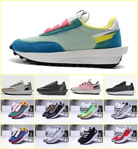 Top Quality 2020 Original Ldv Waffle Daybreak Mens Sport Shoes Fashion UNDERCOVER Waffle Racer Black White Triple Trainer Varsity Tn Sneaker