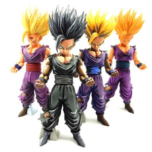 Wholesale dragon ball z Dragon Ball Z Master Stars Piece The Son Gohan Special Color ver PVC Figure Collectible Toy cm