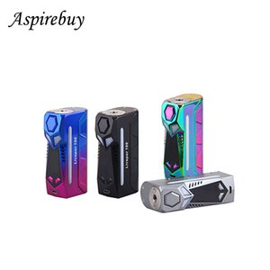 Wholesale Yosta Livepor TC Box Mod W inch Color Screen Adjustable Bottom Airflow Ergonomic Design Multiple Protections Authentic