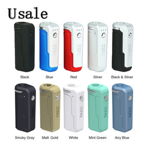 Yocan UNI Box Mod 650mAh 10s Preheat VV UNI Mod Magnetic 510 Thread Adaptor Fit All Atomizer 100% Original