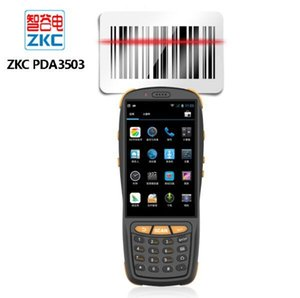 Wholesale Android Barcode scanner device in PDA design for read Barcode and QR code