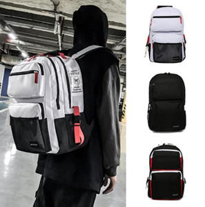 Wholesale New design fashion designer backpacks Mens Womens New Arrival Backpack Travel Foldable Zipper polyester material School Bag for students