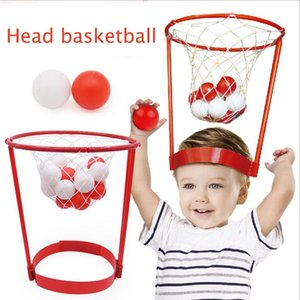 Children's outdoor toys head basketball safety puzzle parent-child sports outdoor sports early education toys manufacturers direct sales
