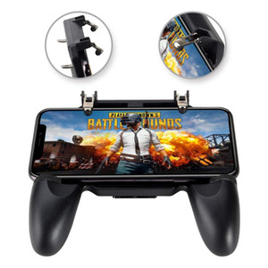 For PUBG mobile phone controller gamepad with real triggers and unconnected physical keys for 4.5~6.5 inch Android  Iphones