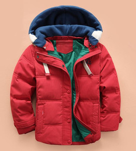 Children Jacket For Boys Coat Autumn Winter Jackets For Boys Jacket Kids Warm Hooded Zipper Outerwear Coat For Boys costume on Sale