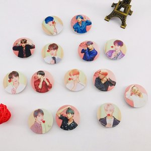 Bangtan Boys Persona Desk Stand Bracket Keychain Grip Finger Ring Holder Mobile Phone Case Accessories Kpop New