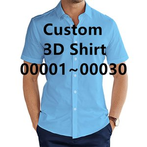 Wholesale Custom 3D shirt 00001~00030