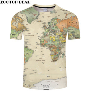 Brand t shirt Men t-shirt Leisure Top 3D Breathable Streatwear Male Short Sleeve Drop Ship Quick Dry Tees ZOOTOPBEAR
