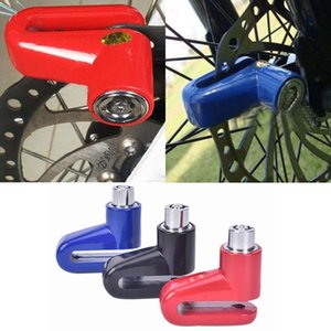 Wholesale Motorcycle Lock Security Anti Theft Protection For Scooter Motorbike Theft Bike Bicycle Motorbike Motorcycle Disc Brake Lock