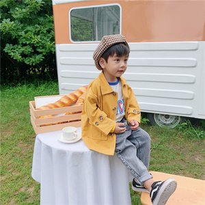 Wholesale 2019 New Boys Girls Coat Autumn Full Sleeve Fashion Kids Jacket 2-7 Years