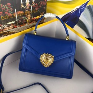 handbag high quality lady portable Fashionable elegant simple Inclined shoulder handbags Decorated two letters Pearl connection
