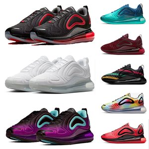 Wholesale 2020 Bred Hot Lava mens trainers man women Sea Forest Neon Spirit Teal pink laser fuchsia triple black white grey designer sneakers