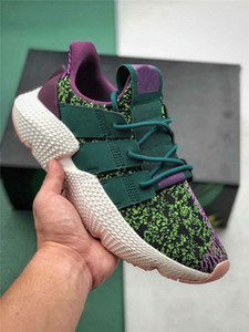 Wholesale 2018 High Quality Tiger Camo Dragon Ball Z Prophere Shoes Men Women Prophere Outdoors Shoes Trainers Sneakers