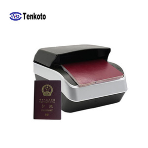 Wholesale All Country Passport Reader SDK OCR Scanner RFID Passbook ID Card Reading POS Electronic ID Bank Airport Visible Hotel ID Passport Machine