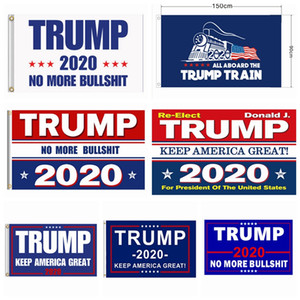 ingrosso bandiere del giardino-Trump Flags cm Outdoor Garden Decora USA President General Election Banner Trump Flag Pennant Banner HHA418