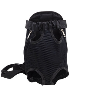 sacs à dos en maille achat en gros de-news_sitemap_homeNoir Outdoor Out Sac à dos Pet Portable Pet Supplies Sac Dog Mesh Chat Sac pliable Respirant