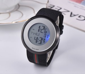 2018 NewTop Quality WATCH Wristwatch Light the lamp Sport Mens Watch Men's Watches on Sale