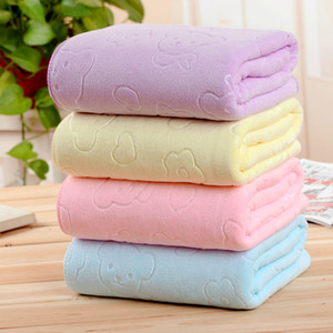 Wholesale towels resale online - Microfiber Soft Bath towel Unisex Beach Bath Absorb Towels Travel Camping Microfiber Quick Drying Lightweight Swimming Pool Towel VT1311