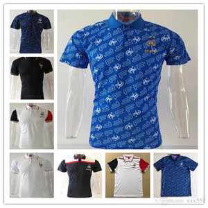 Wholesale France 2020 2019 Special Edition Centenary soccer jerseyS HENRY mbappe GIROUD maillot de foot ZIDANE 19 20 Franc GRIEZMANN football shirt