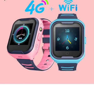 2019 Kids Smart Watch 4G GPS WIFI Tracking Video Call Waterproof SOS Voice Chat Children Watch Care For Baby Boy Girl