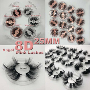 Wholesale 5D mink false eyelashes mm extended mink hair made by hand soft and comfortable nature can be repeatedly used dense long hair factory