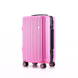 Wholesale Factory Direct Selling Travel Trolley Luggage Online Celebrity Universal Wheel Travel Boarding Bag Password Suitc