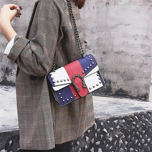 Wholesale Fashion Bags For Women 2019 Ladies Crossbody Bags Luxury Handbags Women Bags Designer Chains HandbagsWomenMessengerBagsFGFGMG