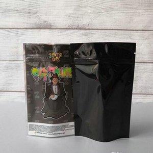 2020 Jokesup Shark Cake BAG 35g Money Bag Runtze Frosties ZOURZ Smell Proof Bags Vape Packaging For Dry Herb16 TYPES Mylar Bag DHL