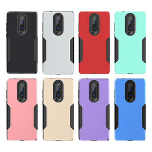 Wholesale For Coolpad Legacy Hybrid Armor Case For motorola moto G7 Power G7 play USA case Carbon Fiber Captain phone Case B
