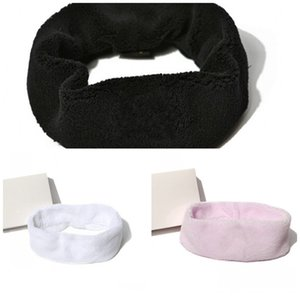 Makeup Headband Women Hairs Hoop Classic Hair Ring Cloth Hairband With Logo White Black Hot Sales 6 9jl C1