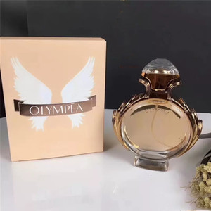 Wholesale Famous brand Top Quqlity Rabanne Perfume Olympea Aqua goddess Intense Lady Perfume EDP ml with long lasting time high fragrance capactity
