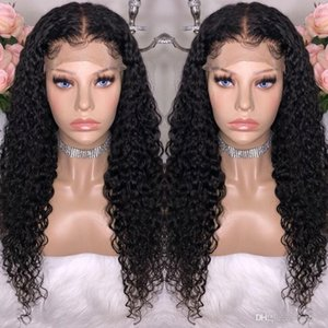 Wholesale Malaysian Deep Curly High Temperature Wire Wig for Black Women Corn Long Curly African Black Fashion