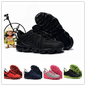 Wholesale 2019 toddler kids Designer Running Shoes Chaussures pour enfants kpu Children boys girls Athletic Sport Jogging Walking sneakers