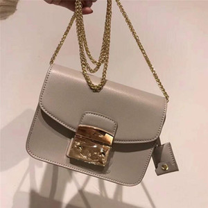 Wholesale Designer 201# 17cm small bag 1:1 imitation cow leather Famous Crossbody bag shoulder bag