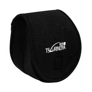 Wholesale TSURINOYA Spinning Reel Pouch Fishing Reel Bag Protective Case Cover Holder fishing bags Suitable for Spinning Reels