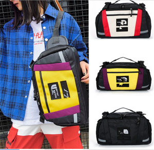 Wholesale The North Joint Sup Handbags BRAND Duffle Bag Totes Designer Crossbody Bags Face Travel Fanny Pack Ipad Waist Bag Sup Letter Belt Bag B81403