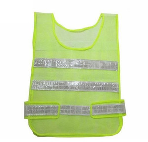 Wholesale security vests for sale - Group buy FASHISafurance Reflective Clothing Safety Vests Environmental Sanitation Coat Workplace Safety motorcycle security Safety with