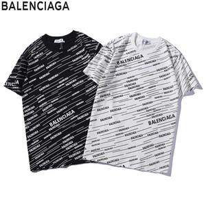 Wholesale Designer Shirt Summer Tops Casual T Shirts for Men Women Short Sleeve Shirt Brand Clothing Letter Pattern Printed Tees Crew Neck