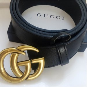 Wholesale designer belts designer belt luxury belt mens designer belts women belt big gold buckle snake black leather classic belts with box 8970905