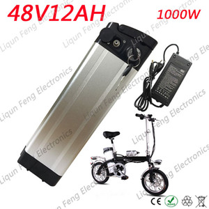 Wholesale power scooter batteries resale online - Electric Bicycle Battery V AH High Power W E bike Lithium Scooter Battery V with A Charger A BMS EBike Battery V